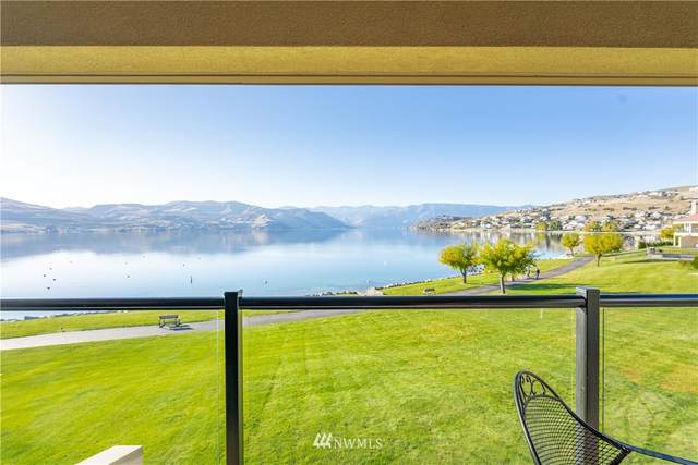 100 Lake Chelan Shores Drive 6-5, Chelan, WA 98816 (#1684921) :: The Shiflett Group