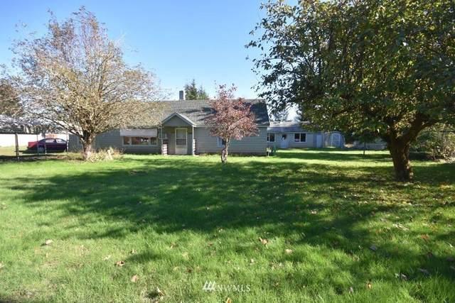 220 E Cranberry Creek Road, Shelton, WA 98584 (#1685026) :: The Shiflett Group
