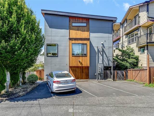 5950 California Avenue SW A, Seattle, WA 98136 (#1685053) :: The Robinett Group