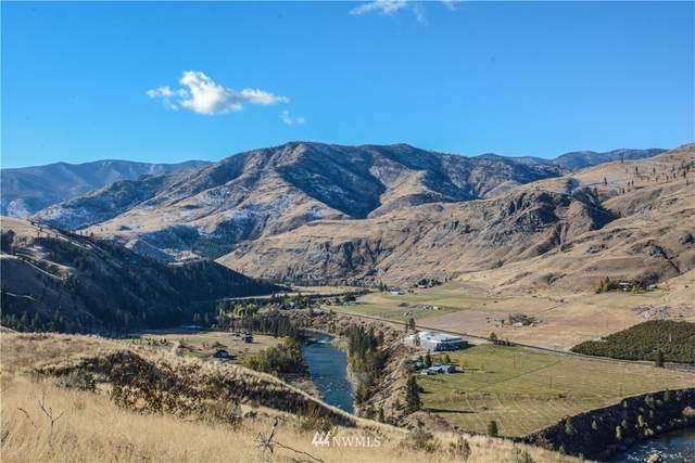 6 Cowboy Road, Methow, WA 98834 (#1685147) :: Becky Barrick & Associates, Keller Williams Realty