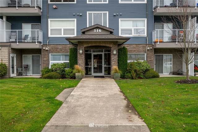 516 Darby Drive #103, Bellingham, WA 98226 (#1685471) :: The Robinett Group