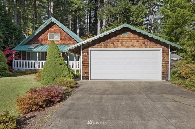 151 N Mount Noyes Way, Hoodsport, WA 98548 (#1685691) :: M4 Real Estate Group