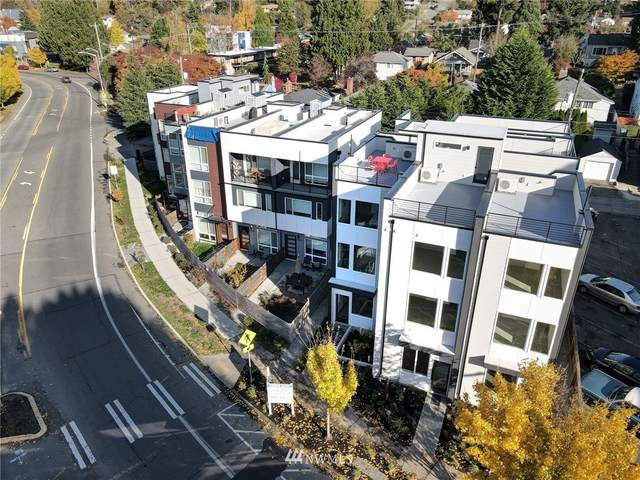 5916 Fauntleroy Way SW B, Seattle, WA 98136 (#1685723) :: The Robinett Group