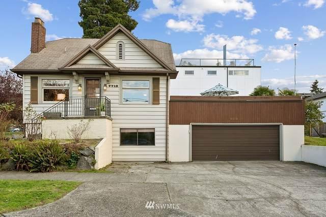 7718 Fremont Avenue N, Seattle, WA 98103 (#1685817) :: Pacific Partners @ Greene Realty