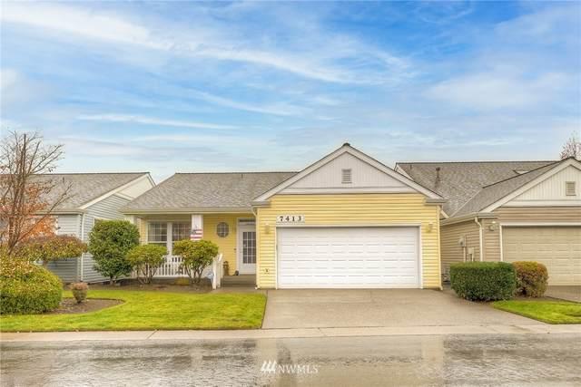 7413 144th Avenue E, Sumner, WA 98390 (#1685888) :: The Robinett Group