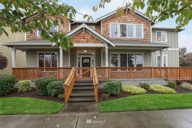 5827 Parker Road E, Sumner, WA 98390 (#1686079) :: The Shiflett Group