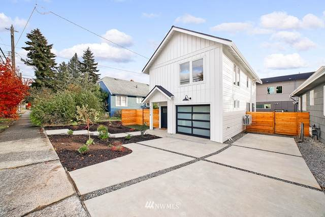 3021 SW Trenton Street, Seattle, WA 98126 (#1686124) :: The Robinett Group