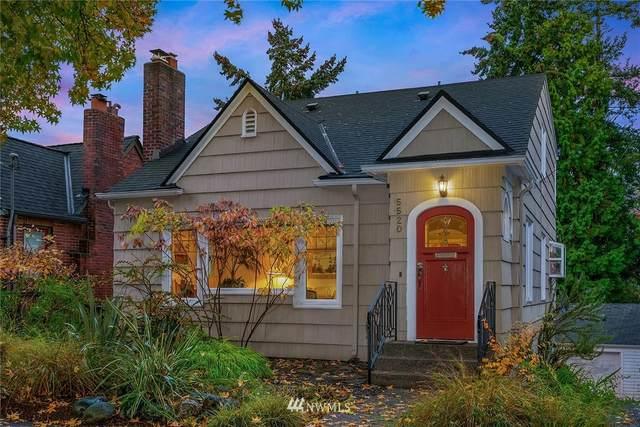 5520 36th Avenue NE, Seattle, WA 98105 (#1686296) :: Lucas Pinto Real Estate Group
