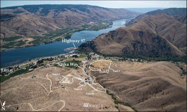 0 Tract G - Cap Riste Outlook, Entiat, WA 98822 (#1686308) :: Tribeca NW Real Estate