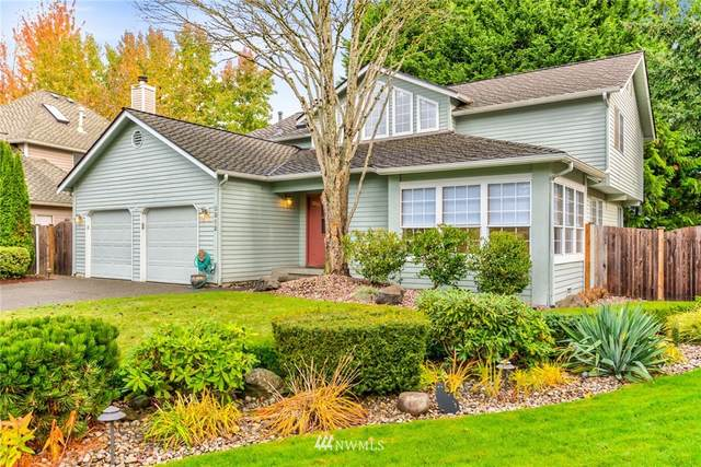 3912 245th Court SE, Sammamish, WA 98029 (#1686310) :: The Robinett Group