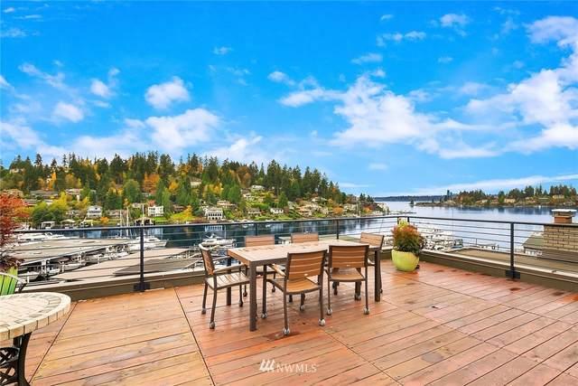 9951 Lake Washington Boulevard NE #15, Bellevue, WA 98004 (#1686312) :: Hauer Home Team