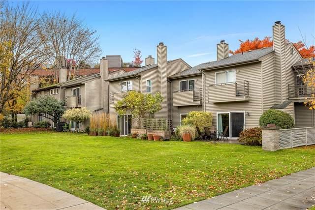 616 29th Avenue E #4, Seattle, WA 98112 (#1686334) :: Better Properties Real Estate