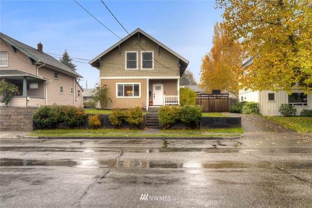 8421 S Park Avenue, Tacoma, WA 98444 (#1686346) :: The Shiflett Group