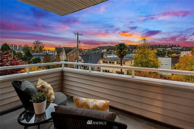 2354 Yale Avenue E #201, Seattle, WA 98112 (#1686449) :: M4 Real Estate Group