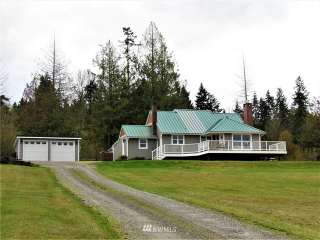 172 Parrish Road, Sequim, WA 98382 (#1686473) :: Mike & Sandi Nelson Real Estate