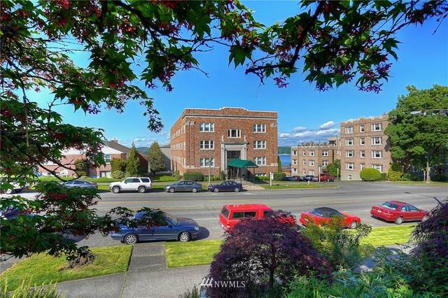 301 N Tacoma Avenue #206, Tacoma, WA 98403 (#1686603) :: M4 Real Estate Group