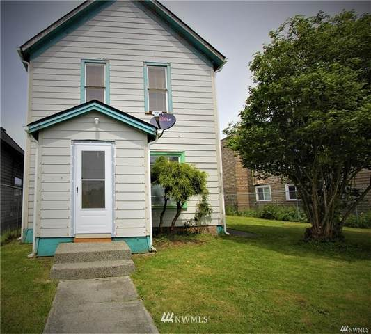 1014 W Market Street, Aberdeen, WA 98520 (#1686728) :: Icon Real Estate Group