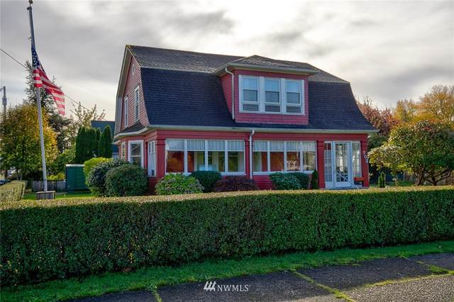 703 5th Street, Hoquiam, WA 98550 (#1686789) :: Ben Kinney Real Estate Team