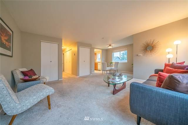 734 N 94th Street #12, Seattle, WA 98103 (#1686791) :: Keller Williams Realty