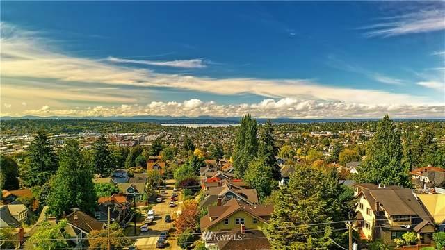 5801 Phinney Avenue N #401, Seattle, WA 98103 (#1686861) :: Pacific Partners @ Greene Realty