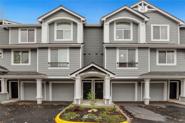 16125 Juanita Woodinville Way NE #2104, Bothell, WA 98011 (#1686885) :: Lucas Pinto Real Estate Group