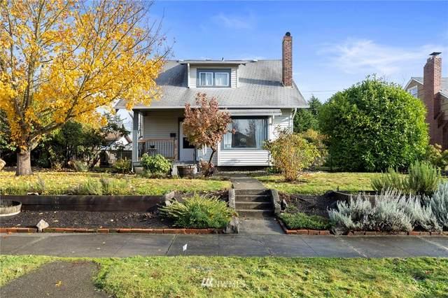 1529 S Oakes Street, Tacoma, WA 98405 (#1686911) :: The Robinett Group