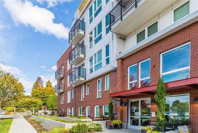 750 11th Avenue E #303, Seattle, WA 98102 (#1686920) :: NextHome South Sound