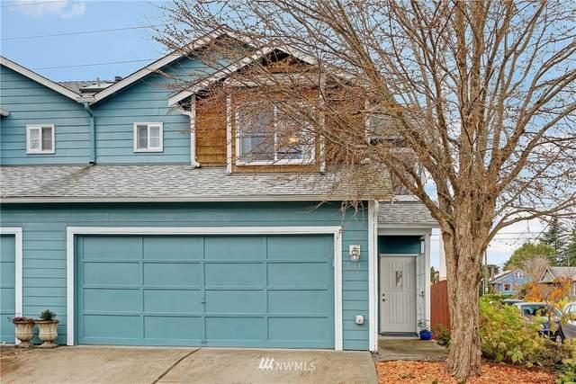 631 N 95th Street, Seattle, WA 98103 (#1686943) :: The Robinett Group
