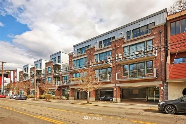 2920 Eastlake Avenue E #309, Seattle, WA 98102 (#1687058) :: Keller Williams Realty