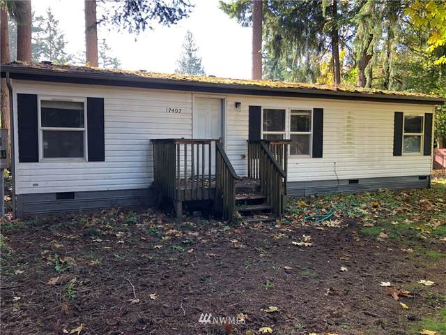 17407 SE 155th Avenue, Yelm, WA 98597 (#1687226) :: The Robinett Group