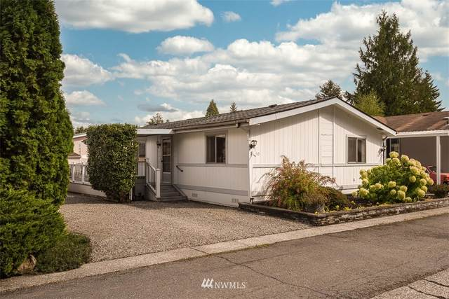 18425 NE 95th Street #50, Redmond, WA 98052 (#1687230) :: M4 Real Estate Group