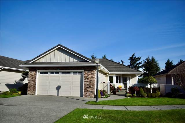 430 Blakely Boulevard A, Sequim, WA 98382 (#1687300) :: The Robinett Group