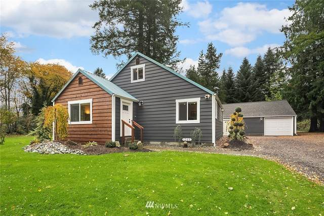 1245 NW 14th Street, North Bend, WA 98045 (#1687353) :: The Shiflett Group