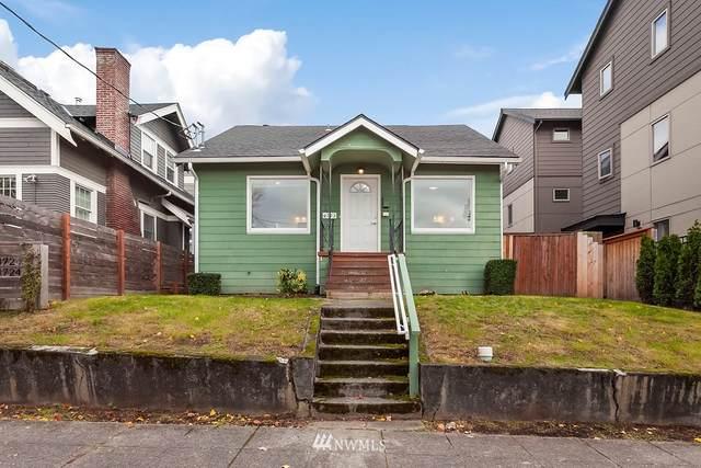 4722 8th Avenue NE, Seattle, WA 98105 (#1687373) :: M4 Real Estate Group