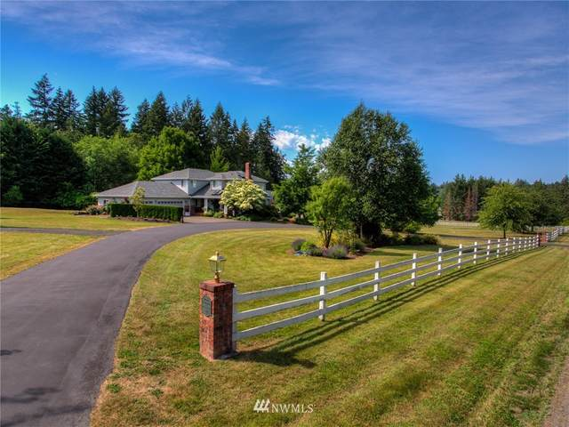 101 SE Stotsbery Road, Shelton, WA 98584 (#1687381) :: M4 Real Estate Group