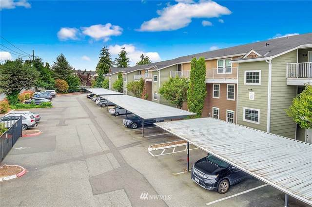 9815 Holly Dr Drive A307, Everett, WA 98204 (#1687402) :: Icon Real Estate Group