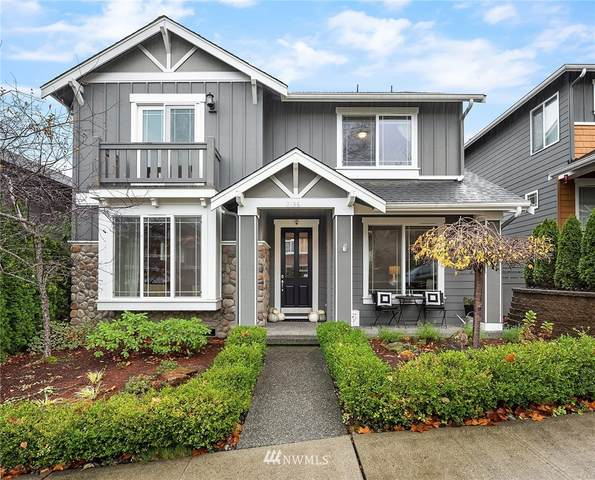 2136 NW Spring Fork Lane, Issaquah, WA 98027 (#1687480) :: Keller Williams Realty