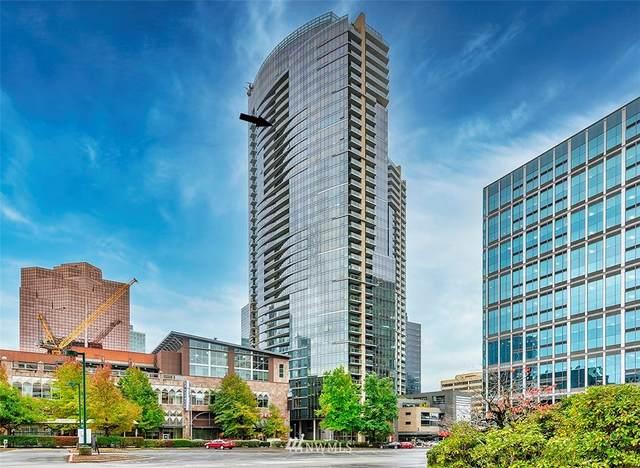 500 106 Avenue NE #3803, Bellevue, WA 98004 (#1687520) :: Canterwood Real Estate Team