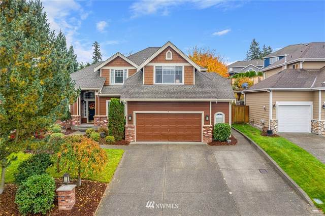5117 S 283rd Place, Auburn, WA 98001 (#1687579) :: The Robinett Group