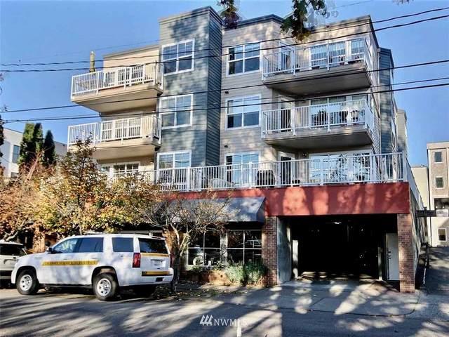 432 NE Ravenna Boulevard #201, Seattle, WA 98115 (#1687632) :: Pickett Street Properties