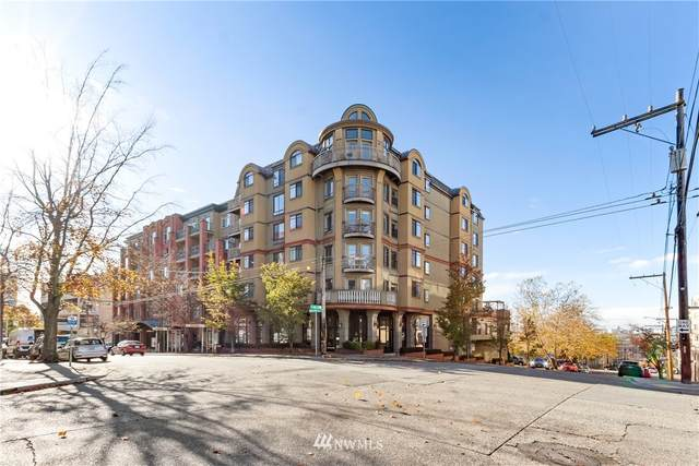 133 Queen Anne Avenue N #502, Seattle, WA 98119 (#1687670) :: Icon Real Estate Group