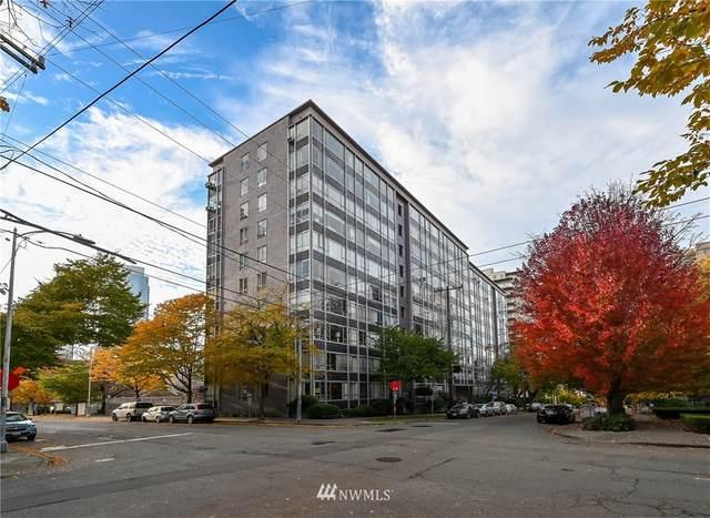 1221 Minor Avenue #612, Seattle, WA 98101 (#1687711) :: The Shiflett Group