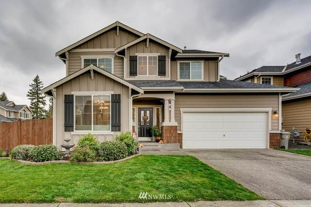 14316 SE 285th Place, Kent, WA 98042 (#1687805) :: Hauer Home Team