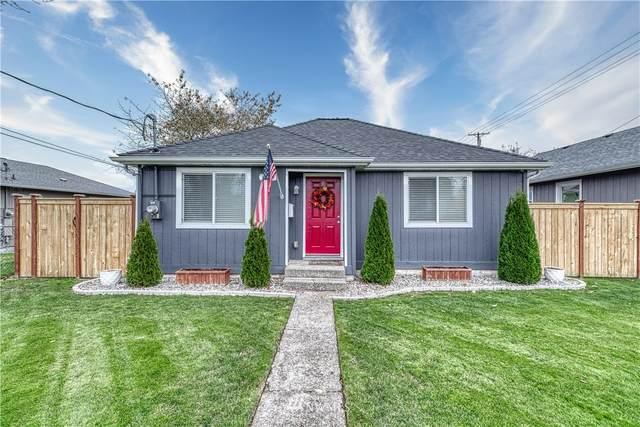 1823 S Washington Street, Tacoma, WA 98405 (#1687820) :: The Robinett Group