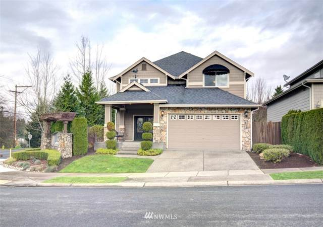 10519 15th Street SE, Lake Stevens, WA 98258 (#1687858) :: The Torset Group
