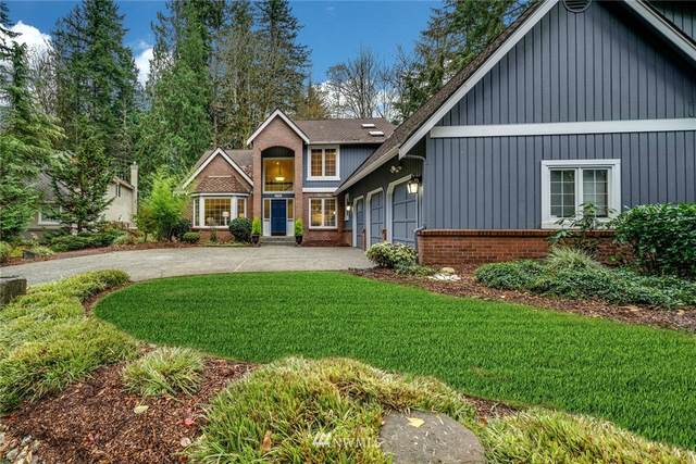 3730 260th Avenue SE, Sammamish, WA 98029 (#1687948) :: The Robinett Group