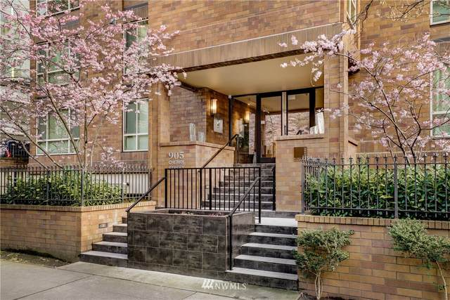 905 Cherry Street #203, Seattle, WA 98104 (#1688217) :: The Shiflett Group