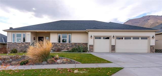2109 Sage Grouse Road, Wenatchee, WA 98801 (#1688361) :: Priority One Realty Inc.