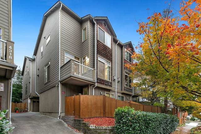 4312 8th Avenue NE B, Seattle, WA 98105 (#1688463) :: M4 Real Estate Group