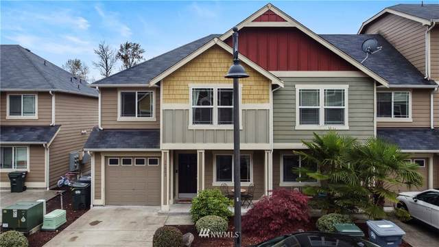 17803 79th Avenue Ct E #25, Puyallup, WA 98375 (#1688495) :: Keller Williams Western Realty